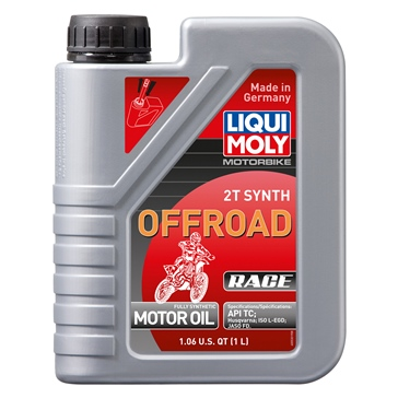 Liqui Moly Oil 2T Synthetic OffRoad Race