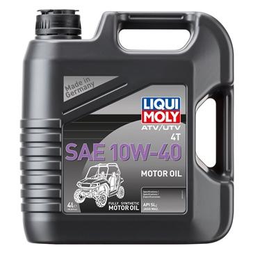 Liqui Moly Huile 4T Synthétique Motoroil VTT 4 L / 1.05 G