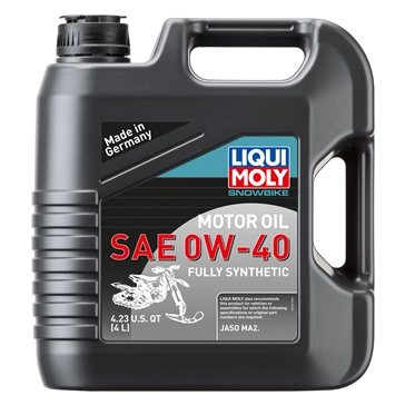 Liqui Moly Oil Synthetic Snowbike 4 L / 1.05 G