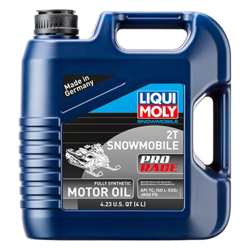 Liqui Moly Oil 2T Full Synthetic Pro Race Snowmobile