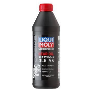 Liqui Moly Huile engrenage 75W140 (GL5) VS 75W140