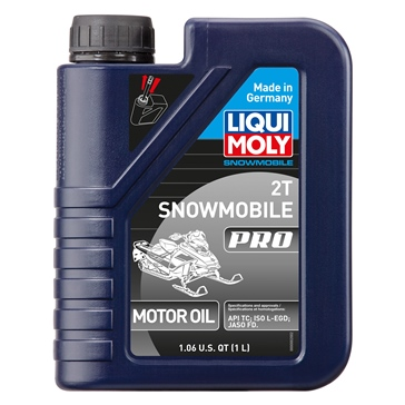 Liqui Moly Oil 2T Semi Synthetic Pro Snowmobile