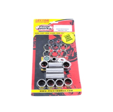 PIVOT WORKS Suspension Linkage Rebuild Kit Kawasaki