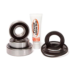 Pivot Works Bearing & Seal Wheel Kit Fits Kawasaki