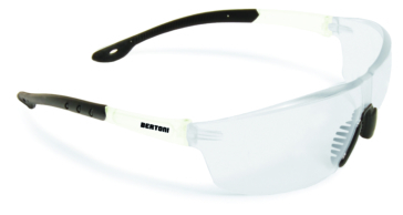 Pearl White BERTONI Sunglasses AF169
