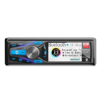 "NavAltas 3"" Full Color Audio Receiver"