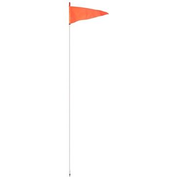 8' - LED FIRESTIK Safety Flag