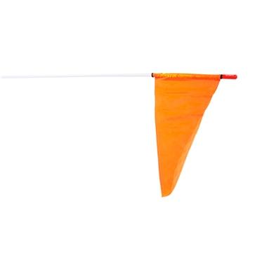 5' - LED FIRESTIK Safety Flag