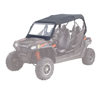 CLASSIC ACCESSORIES UTV Roll Cage Top with Window for Polaris RZR-4