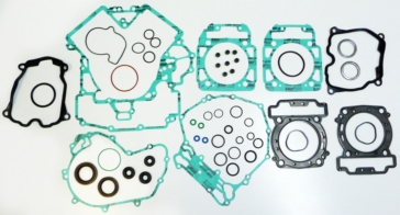 VertexWinderosa Complete Gasket Sets with Oil Seals Fits Can-am - 159188