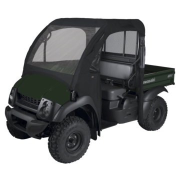 CLASSIC ACCESSORIES UTV Cab Enclosure - Kawasaki Mule 610/600