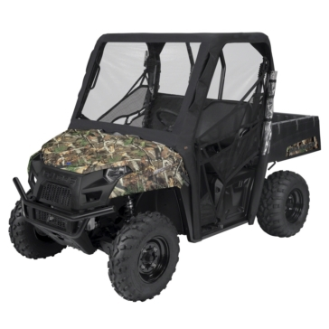 Cabine souple pour UTV Polaris Ranger 400/500/570/800/EV CLASSIC ACCESSORIES