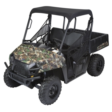 Classic Accessories Roll Cage Top for Rhino with Half Doors Yamaha