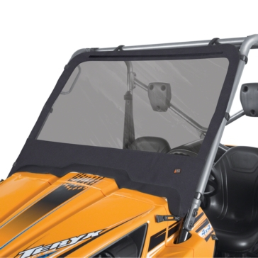 Front - Rollable CLASSIC ACCESSORIES UTV QuadGear Windshield