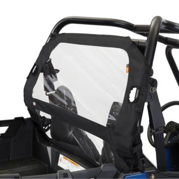 Classic Accessories UTV QuadGear Windshield Rear - Polaris - ProtekX6
