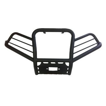 Bison Bumpers ATV Bumper with Rear independent suspension Front - Steel - Can-am