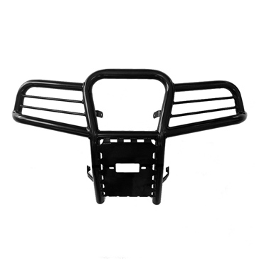 Bison Bumpers ATV Bumper with Rear independent suspension Front - Steel - Honda