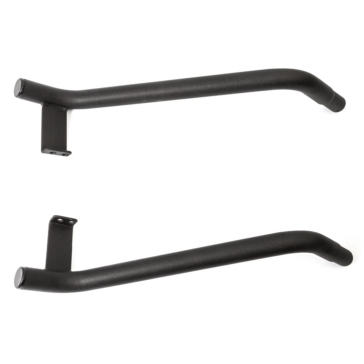 Bison Bumpers Hunter Bumper Side - Steel - Fits Polaris