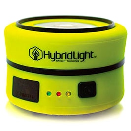 HYBRIDLIGHT Puc Expandable Lantern & Solar Charger