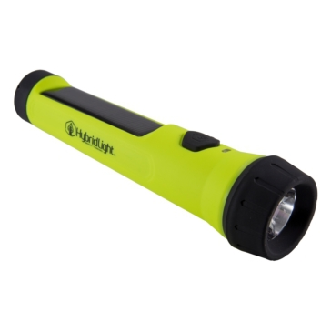 HYBRIDLIGHT Entrada 80 Flashlight & Solar Charger