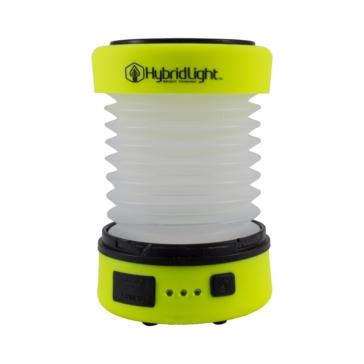 HYBRIDLIGHT Puc Expandable Lantern & Solar Charger