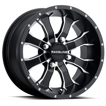 RACELINE WHEELS Mamba Wheel 14x7 - 4/156 - 4+3