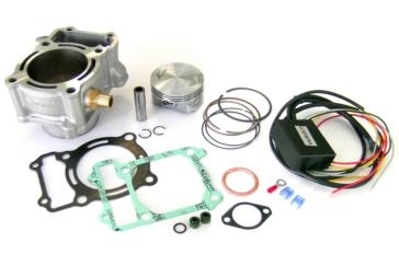Athena Large gamme de cylindre standard et à gros alésage Honda - Nickel-carbure