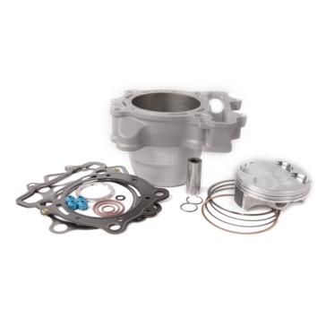 Cylinder Works Ensemble de cylindre standard Suzuki - Carbure de silicium avec dépôt de nickel