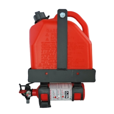 HORNET OUTDOORS Fuel Can and Fire Extinguisher Bracket