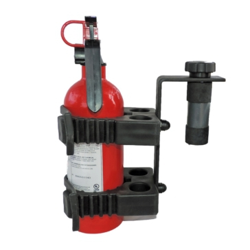 HORNET OUTDOORS Fire Extinguisher Rack Mount for Polaris