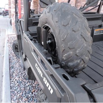 HORNET OUTDOORS Spare Tire Bracket for Can-am Defender