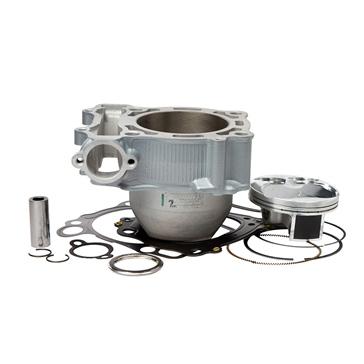 Cylinder Works Ensemble de cylindre surdimensionné Yamaha - 250 cc - Carbure de silicium avec dépôt de nickel