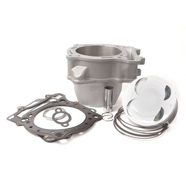 Cylinder Works Big Bore Cylinder Kit Suzuki - 450 cc - Nickel Silicon Carbide