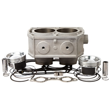 Cylinder Works Big Bore Cylinder Kit Polaris - 800 cc - Nickel Silicon Carbide