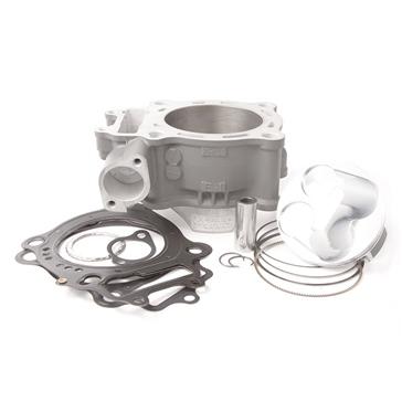 Cylinder Works Ensemble de cylindre surdimensionné Honda - 256 cc - Carbure de silicium avec dépôt de nickel