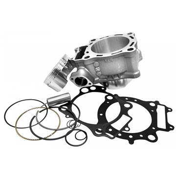 Cylinder Works Big Bore Cylinder Kit Fits Kawasaki - 270 cc - Nickel Silicon Carbide