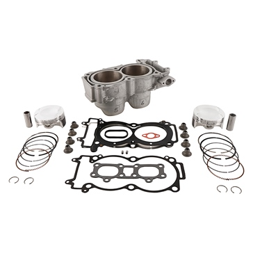 Cylinder Works Standard Cylinder Kit Fits Polaris - Nickel Silicon Carbide