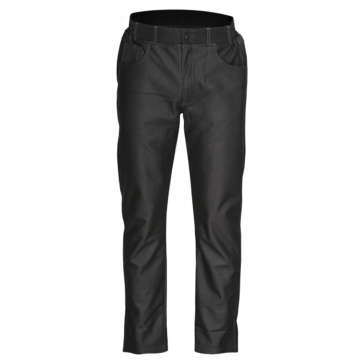 Men - Solid Color - Black - Regular WIN TEC Jeans