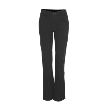 Women - Solid Color - Black - Regular WIN TEC Pants, Escape