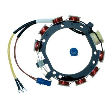 Stator 9A OMC à 3 cylindre CDI  OMC