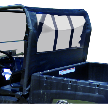 SEIZMIK Rear Dust & Window Panel Polaris