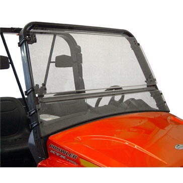 Direction 2 Complete Full Tilt Windshield Front - Arctic cat - Lexan Polycarbonate