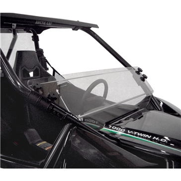 Direction 2 Pare-brise complet Avant - Arctic cat - Polycarbonate de lexan MR10