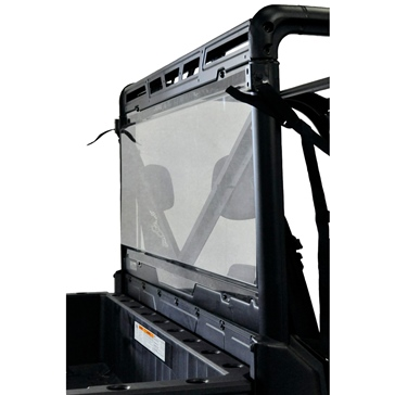 Direction 2 Rear Windshield - Scratch Resistant Polaris