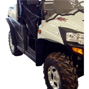 Direction 2 Overfender for ATV PowerMax, Nordik Motor