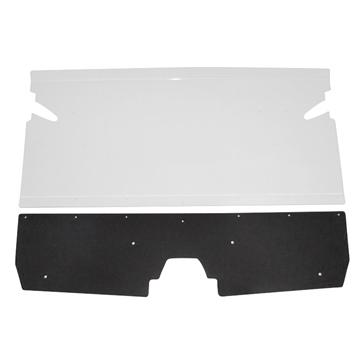 Direction 2 Rear Windshield & Back Panel Combo Kawasaki