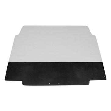 Direction 2 Combo pare-brise arrière et panneau Arrière - John Deere - Polycarbonate de lexan
