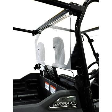 Direction 2 Pare-brise arrière Arrière - Honda - Polycarbonate de lexan