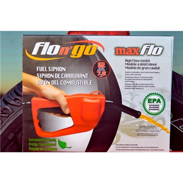 ROTOPAX Fuel Siphon Flo N' Go