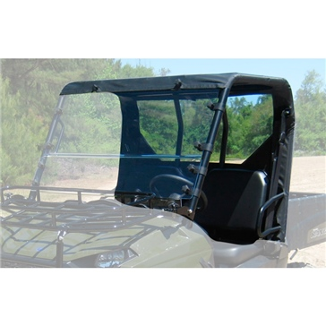 SEIZMIK Soft Top & Rear Panel Ranger Mid Size UTV Polaris